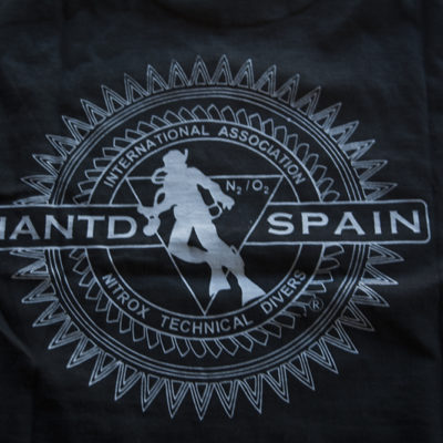Camiseta sol back